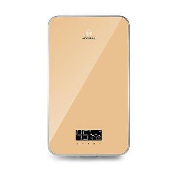 A6沐克速热式电热水器十 速热品牌排名 恒温节能省电 加盟
