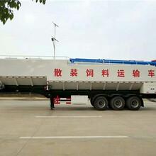 新国六东风26方罐式饲料运输车图片