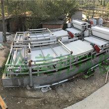 武汉自动洗沙污泥脱水机价格图片