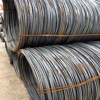 馬鋼高線南京批發代理銷售建筑線材材質HPB300