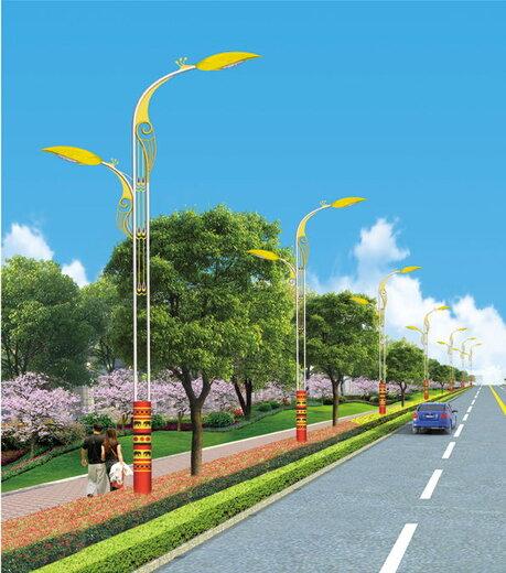 赤峰LED路燈廠家5米到12米路燈優惠價