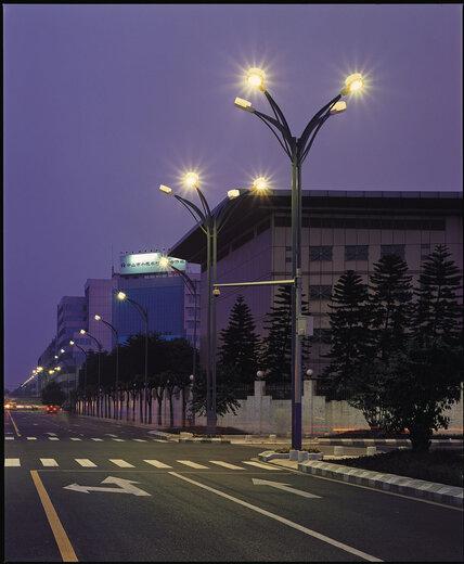 郴州LED路燈廠家農村路燈價格,LED路燈生產商