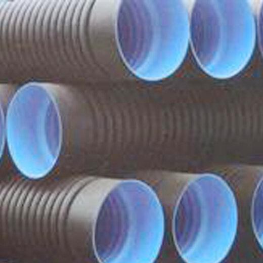 興安盟HDPE雙壁波紋管規格