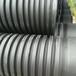 商洛HDPE雙壁波紋管電話PE排水管