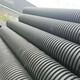 興安盟HDPE雙壁波紋管規格原理圖