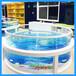眉山玻璃游泳池 做工精細