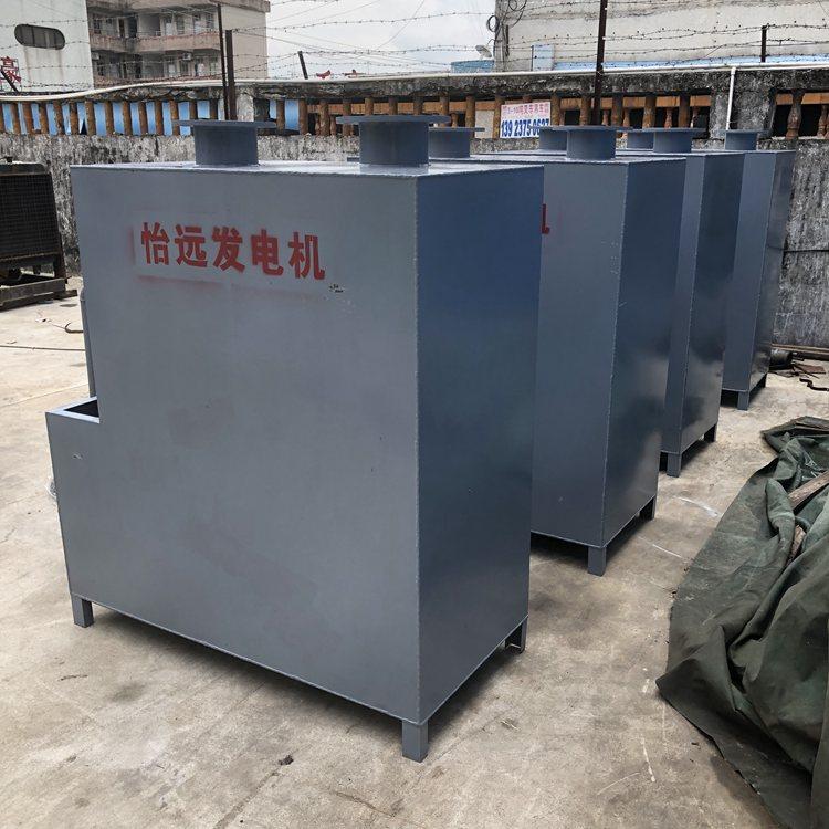 柴油发电机组水喷淋尾气处理厂家-柴油发电机黑烟太大解决办法