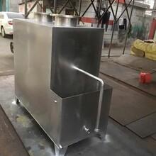 柴油發電機組噴淋凈化箱廠家-發電機尾氣凈化器生產定制圖片