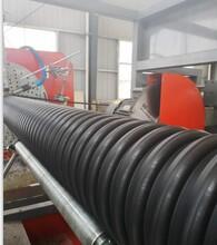 河源HDPE內肋增強螺旋波紋管廠家內肋螺旋波紋管圖片