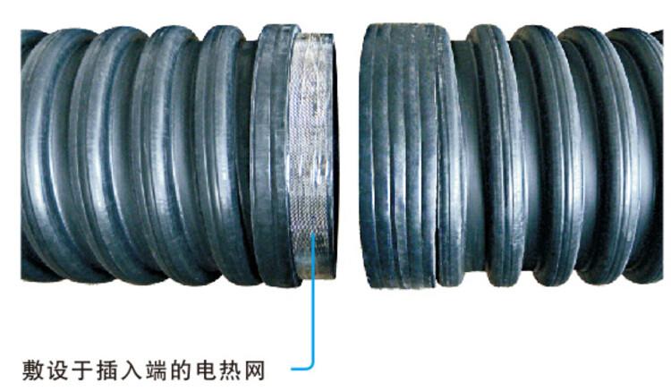 河源HDPE內肋增強螺旋波紋管廠家