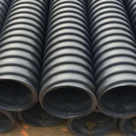 賀州HDPE內肋增強螺旋波紋管廠家螺旋波紋管