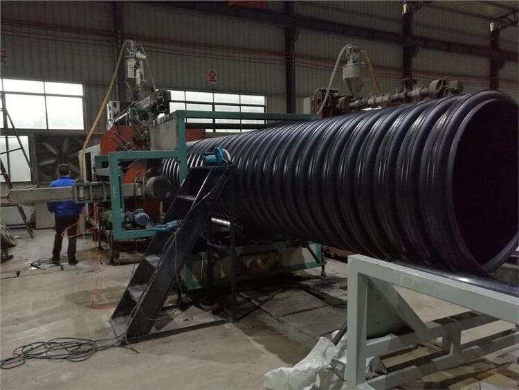 賀州HDPE內肋增強螺旋波紋管廠家