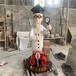 玻璃钢卡通人物雕塑报价 德阳玻璃钢公仔雕塑 欢迎咨询