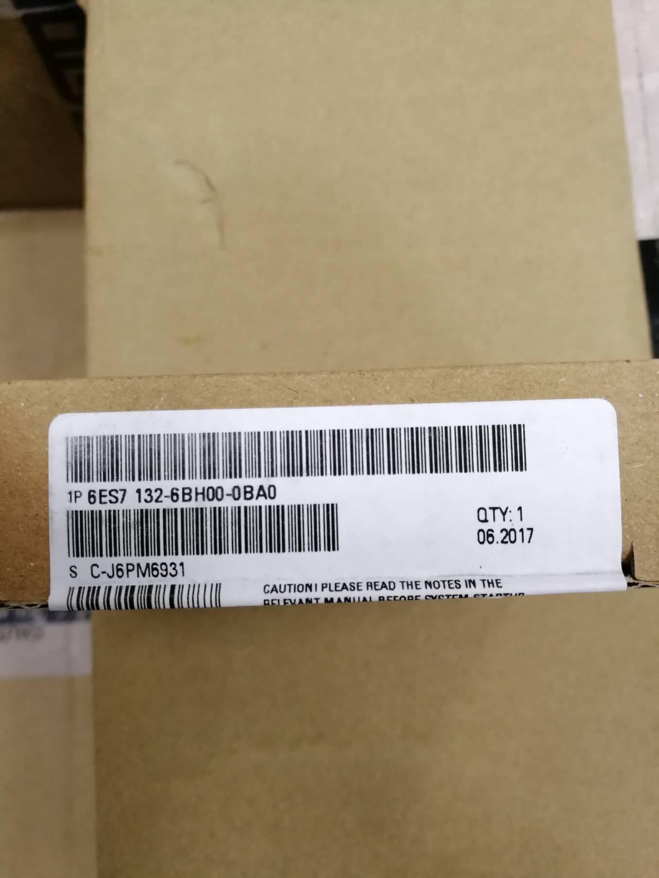 销售西门子ET200SP模块6ES71316BF000AA0PLC质保一年