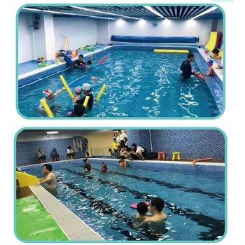 親子鋼結構游泳池組裝 國家專利許可