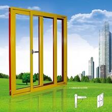 北京斷橋鋁新款106系列飄移窗五金配件生產廠家圖片