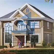 承德正规轻钢别墅规格钢架房保质保量图片