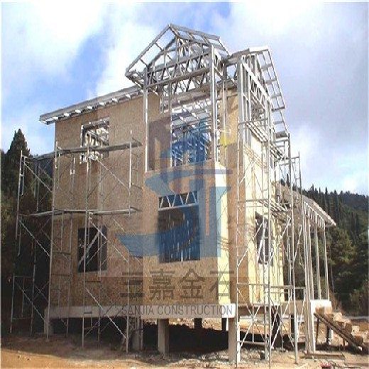 裝配式建筑滄州熱門鋼構承德鋼結構別墅品牌