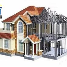 唐山特價東三省鋼結構房屋輕鋼結構房子輕質隔墻圖片