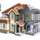 白山東三省鋼結構房屋輕鋼結構房子規格圖