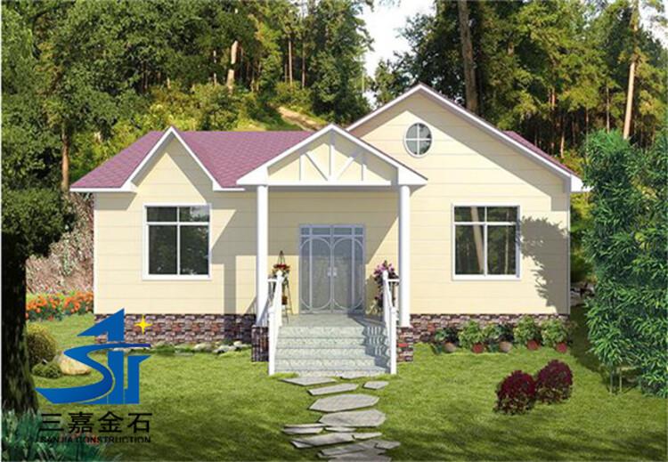 白城銷售東三省鋼結構房屋輕鋼結構房子價格