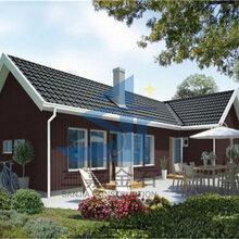 沧州环保轻钢结构房屋品牌 轻钢别墅价格 品种齐全图片
