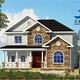 張家口農村翻房改造鋼結構住宅定制造價原理圖