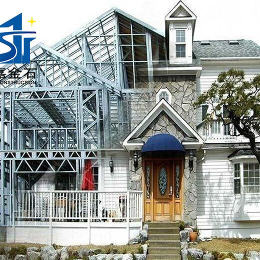 包頭活動板房-鋼結構建筑