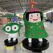 廣州仿真動物卡通雕塑廠家
