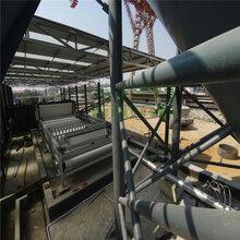 青岛新款洗沙泥浆压榨机价格洗沙泥浆脱水机持久耐用图片