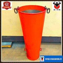 供应新型混凝土灌浆串筒建筑施工用塔机料斗高空浇筑专用串筒