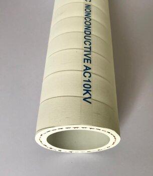食品级金属软管夹布钢丝胶管规格