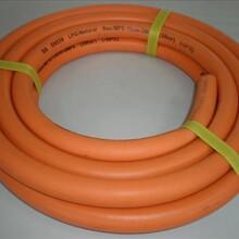 高溫食品級軟管夾布鋼絲膠管全國當日發貨圖片