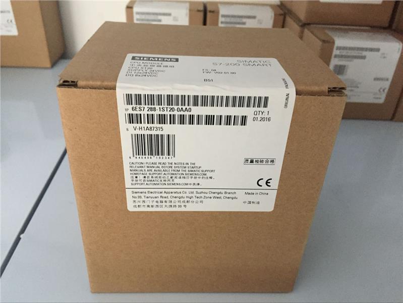 德國西門子S7-200CN模塊6ES72211BF220XA8