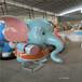 玻璃鋼公仔雕塑-玻璃鋼氣球雕塑廠-動物卡通雕塑廠