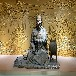 古銅人物雕塑民俗文化雕塑玻璃鋼人像雕塑廠