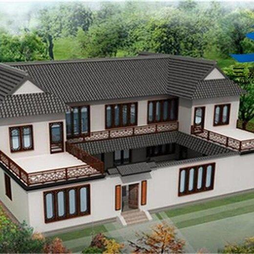 廊坊鋼結構房屋-鋼結構民房,輕鋼別墅