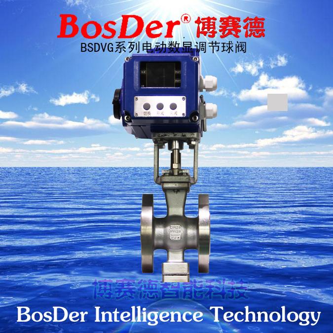 BosDer博赛德调节球阀,电压信号发生仪