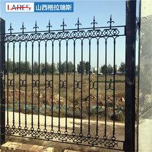 太原围墙铸铁护栏铁艺护栏生产厂家图片
