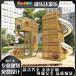 新佳豪定制滑梯,惠州景區不銹鋼非標兒童滑梯批發