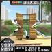 新佳豪滑滑梯,深圳三合一不銹鋼非標兒童滑梯設備報價