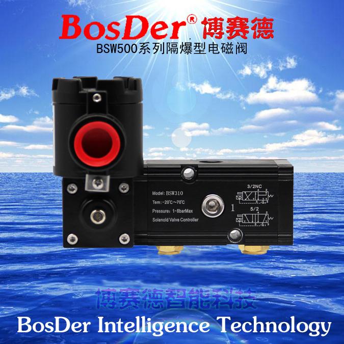BosDer博赛德(博学虚怀,争赛前行,诚信仁德)阀门回讯器,电气执行器