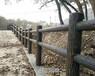 廣州仿木花架圖片水泥護欄款式新穎,仿木圍欄