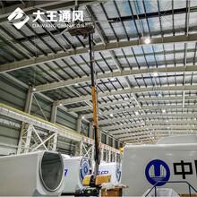 廣東永磁節能大型工業大風扇高達86%的電機效率圖片