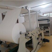 峻龙机械棉柔巾机卸妆巾机,棉柔巾生产线全自动图片