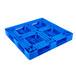 高承載塑料托盤公司單面地臺卡板倉儲周轉通用