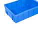 长沙长方形加厚塑料周转箱批发胶框多色可选