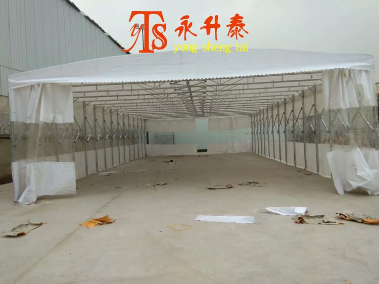 廣安大型移動雨棚