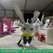 中山玻璃鋼卡通雕塑商場卡通雕塑美陳
