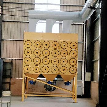 內蒙古組合式濾筒除塵器廠家報價,濾筒除塵設備